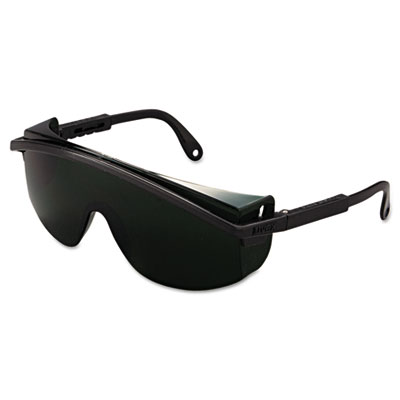 Honeywell Uvex™ Astrospec 3000 Safety Glasses, Black Frame, Shade 5.0 Lens - 763-S1112