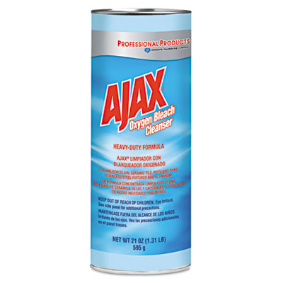 AJAX CLEANSER + OXYGEN BLEACH 24/21oz