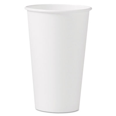 Dart® Single-Sided Poly Paper Hot Cups