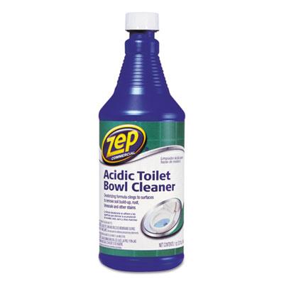 American Paper Amp Twine Co Zep Commercial 174 Acidic Toilet