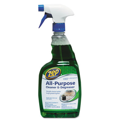 Zep Commercial® All-Purpose Cleaner and Degreaser, 32 oz Spray Bottle - 1047497