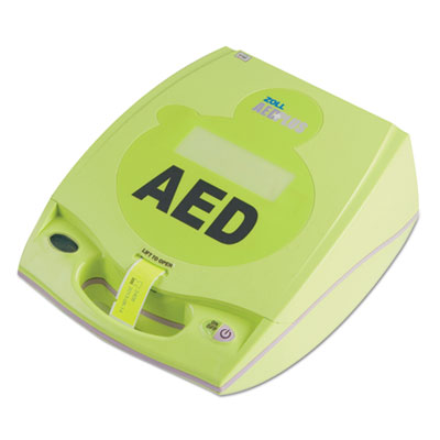 ZOLL® AED Plus Semiautomatic External Defibrillator - 800000400001