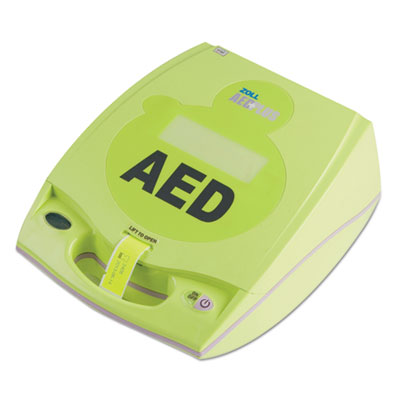 ZOLL® AED Plus Fully Automatic External Defibrillator - 800000400701