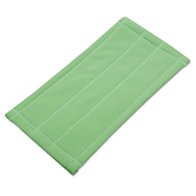 Unger® Microfiber Cleaning Pad, Green, 6 x 8 - PHL20