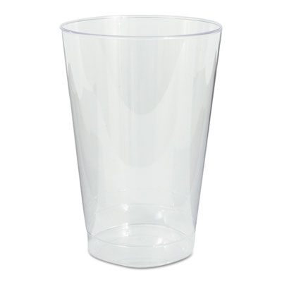 WNA Plastic Tumblers, Cold Drink, Clear, 12 oz., 500/Case - WNA T12