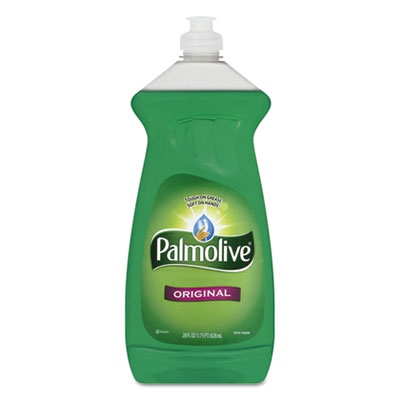 Dishwashing Liquid & Hand Soap, Original Scent, 28 oz Bottle
