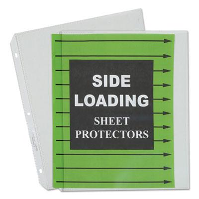 36a0ad21984a Side Loading Polypropylene Sheet Protector