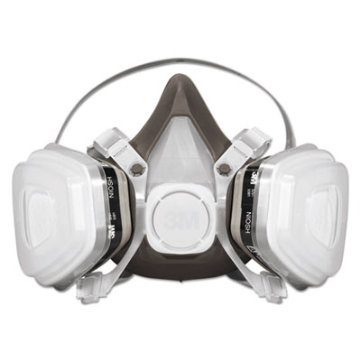 3M(TM) Half Facepiece Disposable Respirator Assembly