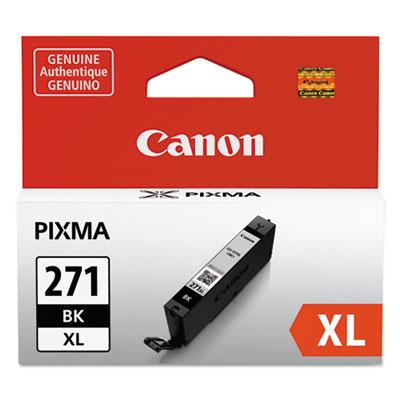0336C001 (CLI-271XL) High-Yield Ink, Black CNM0336C001