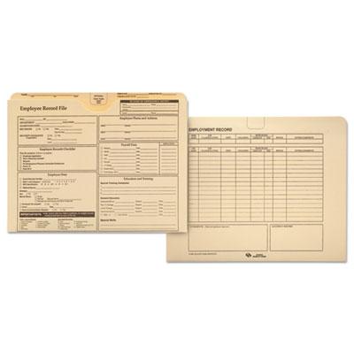 Quality Park(TM) Employee Record Folder