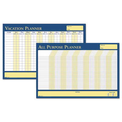 House of Doolittle™ 100% Recycled All-Purpose/Vacation Planner