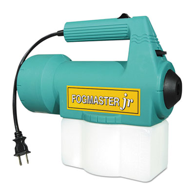 OdoBan® Fogmaster Jr, Green/White, 11 x 6 x 10 3/4