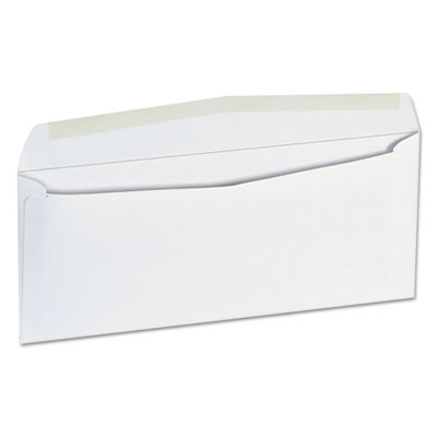 Universal® Business Envelope, #9, 3 7/8 x 8 7/8, White, 500/Box - UNV35209