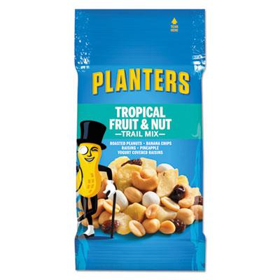 Trail Mix, Tropical Fruit and Nut, 2 oz Bag, 72/Carton