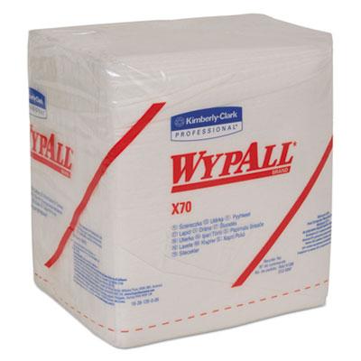 WIPER 41200 WORKHORSE TOWEL X70 1/4 FOLD 12.5X12 12/76/CS