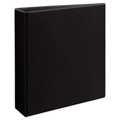 Avery® Durable View Binder with DuraHinge® and EZD® Rings