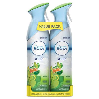 AIR, Gain Original, 8.8 oz Aerosol, 2/Pack