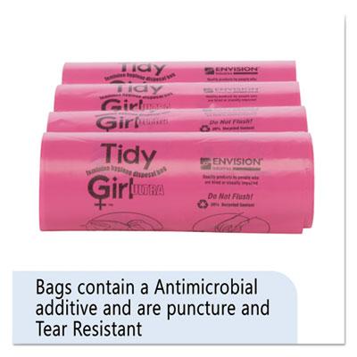 Tidy Girl Feminine Hygiene Sanitary Disposal Bags 150roll 4