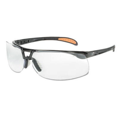 Honeywell Uvex™ Protege Safety Glasses, UV Extra AF Coated Clear Lens - 763-S4200X