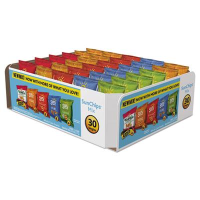 Variety Mix, 1.5 oz Bags, 30 Bags per Box