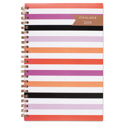 Parasol Weekly/Monthly Planner, 4 7/8 x 8, Assorted
