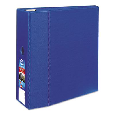 Avery® Heavy-Duty Non-View Binder with DuraHinge® and One Touch EZD® Rings