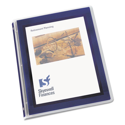 Avery® Flexi-View® Binder with Round Rings