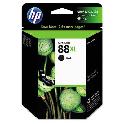 HP C9385AN-C9388AN (HP 88), C9391AN-C9396AN (HP88XL) Ink