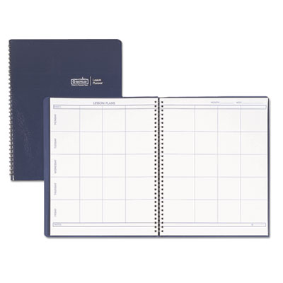 House of Doolittle™ 100% Recycled Lesson Plan Book