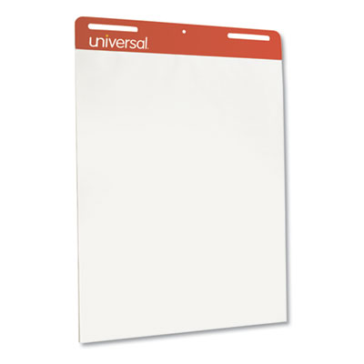Self-Stick Easel Pad, 25 x 30, White, 30 Sheets, 2/Carton