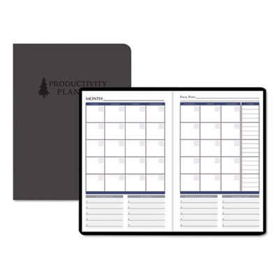 House of Doolittle(TM) Productivity & Goal Non-Dated Planner