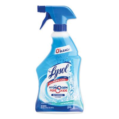 Rac85668ct lysol brand bathroom hydrogen peroxide cleaner - Hydrogen peroxide bathroom cleaner ...