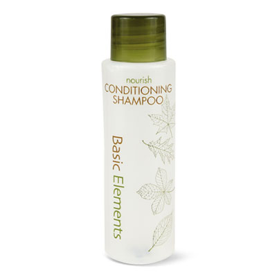 Conditioning Shampoo, Clean Scent, 1 oz, 200/Carton