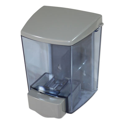 DISPENSER SOAP 9331 GRAY ENCORE CLEARVU 30 OZ