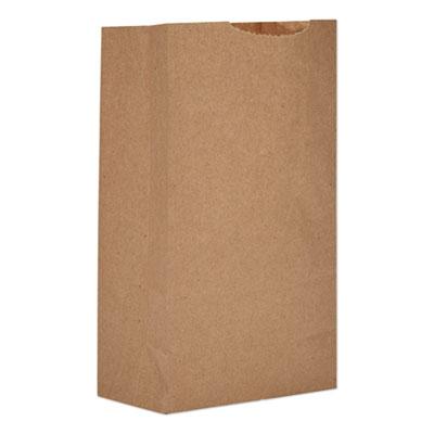 GROCERY BAG 18403 3# KRAFT 4.75X2.94X8.56 500/CS