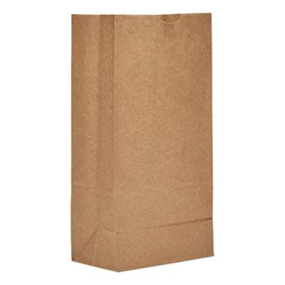 #8 PAPER BAG 35LB 6x4x12 KRAFT 500/PK