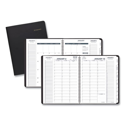 AT-A-GLANCE® Triple View(TM) Weekly/Monthly Appointment Book