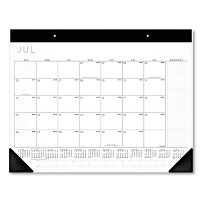 AT-A-GLANCE® Academic Monthly Desk Pad
