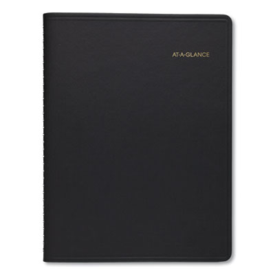 AT-A-GLANCE® Weekly Appointment Book Ruled for Hourly Appointments