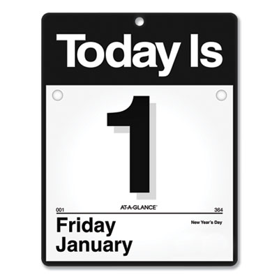 """AT-A-GLANCE® """"Today Is"""" Wall Calendar"""