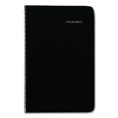 AT-A-GLANCE® DayMinder® Block Format Weekly Appointment Book