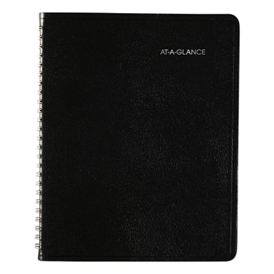 AT-A-GLANCE® DayMinder® Open-Schedule Weekly Appointment Book