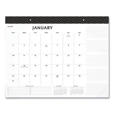 AT-A-GLANCE® Elevation Desk Pad Calendars