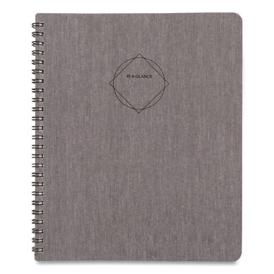 AT-A-GLANCE® Elevation Linen Weekly/Monthly Planner