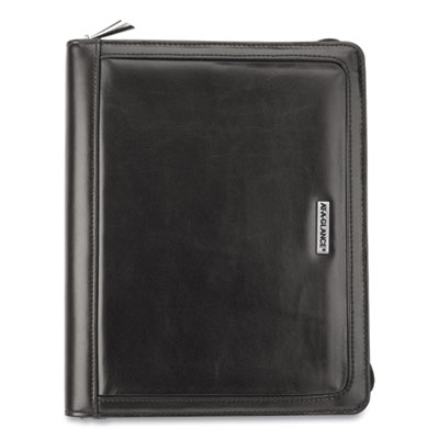 AT-A-GLANCE® Faux Black Leather Starter Set