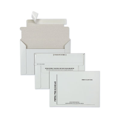 Quality Park™ Disk/CD Foam-Lined Mailers