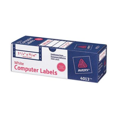 Avery® Dot Matrix Printer Mailing Labels