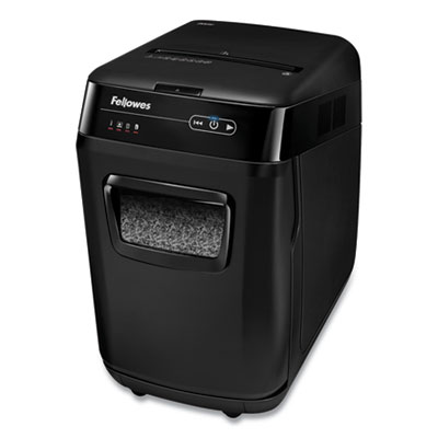 Fellowes® AutoMax(TM) 200M Auto Feed Micro-Cut Shredder