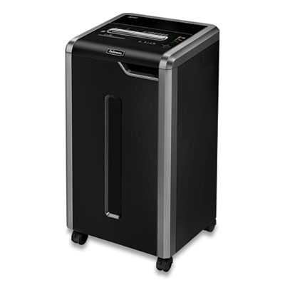 Fellowes® Powershred® 325i 100% Jam Proof Strip-Cut Shredder