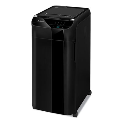 Fellowes® AutoMax(TM) 350C Auto Feed Cross-Cut Shredder